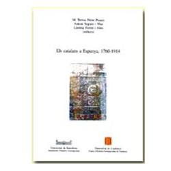 Els catalans a Espanya, 1760-1914