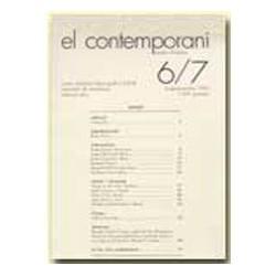 El Contemporani. Arts, Història, Societat / 06-07
