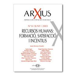 Recursos humans: formació, satisfacció i incentius / 08