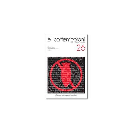El Contemporani. Arts, Història, Societat / 26