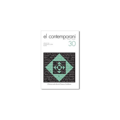 El Contemporani. Arts, Història, Societat / 30