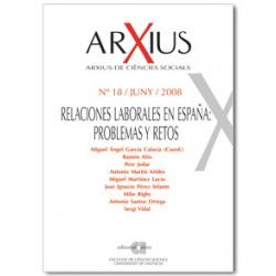 Relacions laborals a Espanya: problemes i reptes / 18