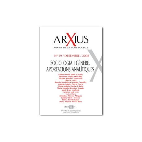 Sociologia i gènere. Apòrtacions i analítiques / 19