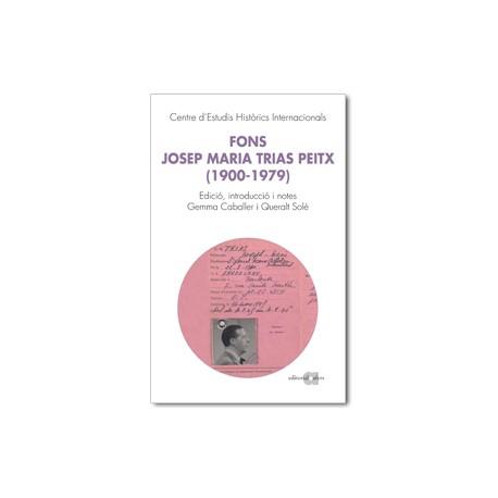 Fons Josep Maria Trias Peitx (1900-1979)