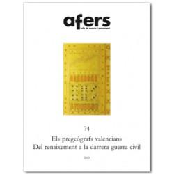 Els pregeògrafs valencians. Del renaixement a la darrera guerra civil / 74