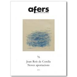 Joan Roís de Corella. Noves aportacions / 76