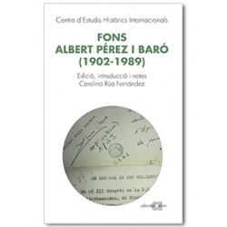 Fons Albert Pérez i Baró