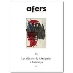 Les ciències de l'Antiguitat a Catalunya