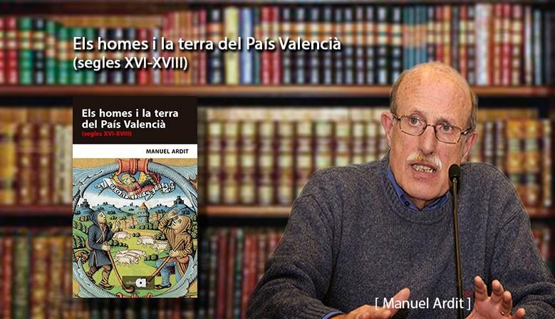 Els homes i la terra del País valencià (Manuel Ardit)