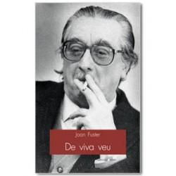 De viva veu. Entrevistes (1952-1992)