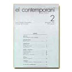 El Contemporani. Arts, Història, Societat / 02