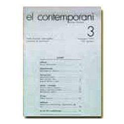 El Contemporani. Arts, Història, Societat / 03