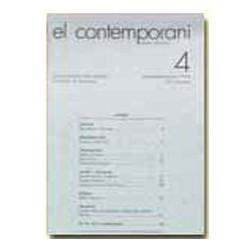 El Contemporani. Arts, Història, Societat / 04