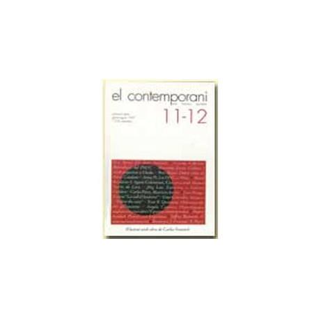 El Contemporani. Arts, Història, Societat / 11-12