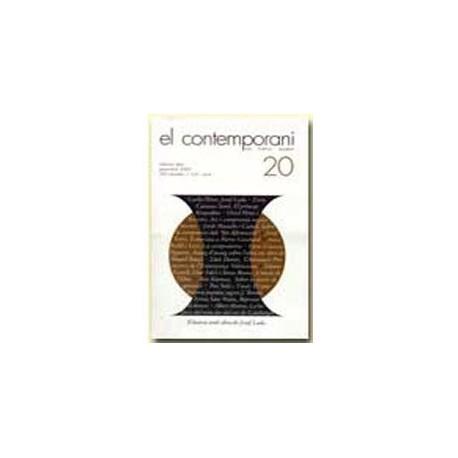 El Contemporani. Arts, Història, Societat / 20