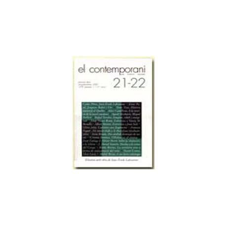 El Contemporani. Arts, Història, Societat / 21-22