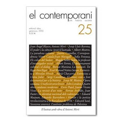 El Contemporani. Arts, Història, Societat / 25