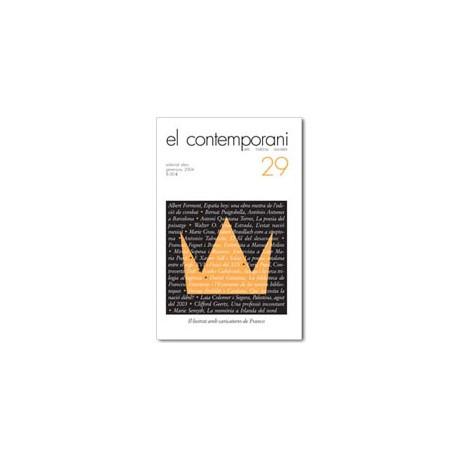 El Contemporani. Arts, Història, Societat / 29