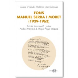 Fons Serra i Moret (1939-1963). Cartes, articles de premsa i documents