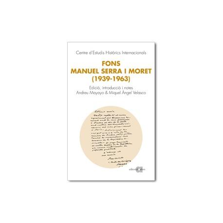 Fons Serra i Moret (1939-1963). Cartes, articles de premsa i documents