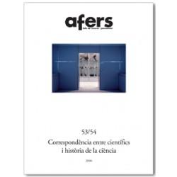 Correspondència entre científics i història de la ciència / 53-54