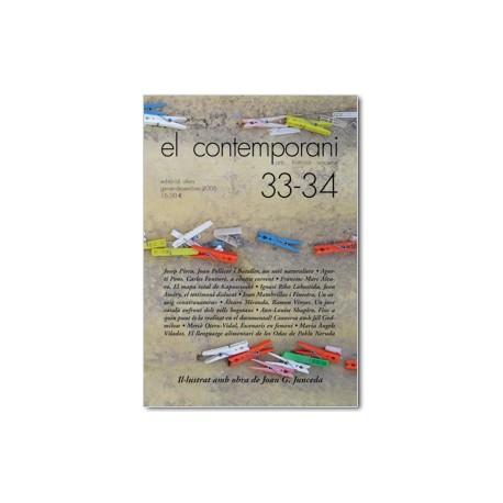 El Contemporani. Arts, Història, Societat / 33-34