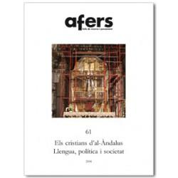 Els cristians d'al-Àndalus. Llengua, política i societat / 61