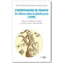 L'oportunisme de Franco. Un informe sobre la qüestió jueva (1949)