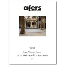 Sant Vicent Ferrer, en els 600 anys de la seua mort / 90/91